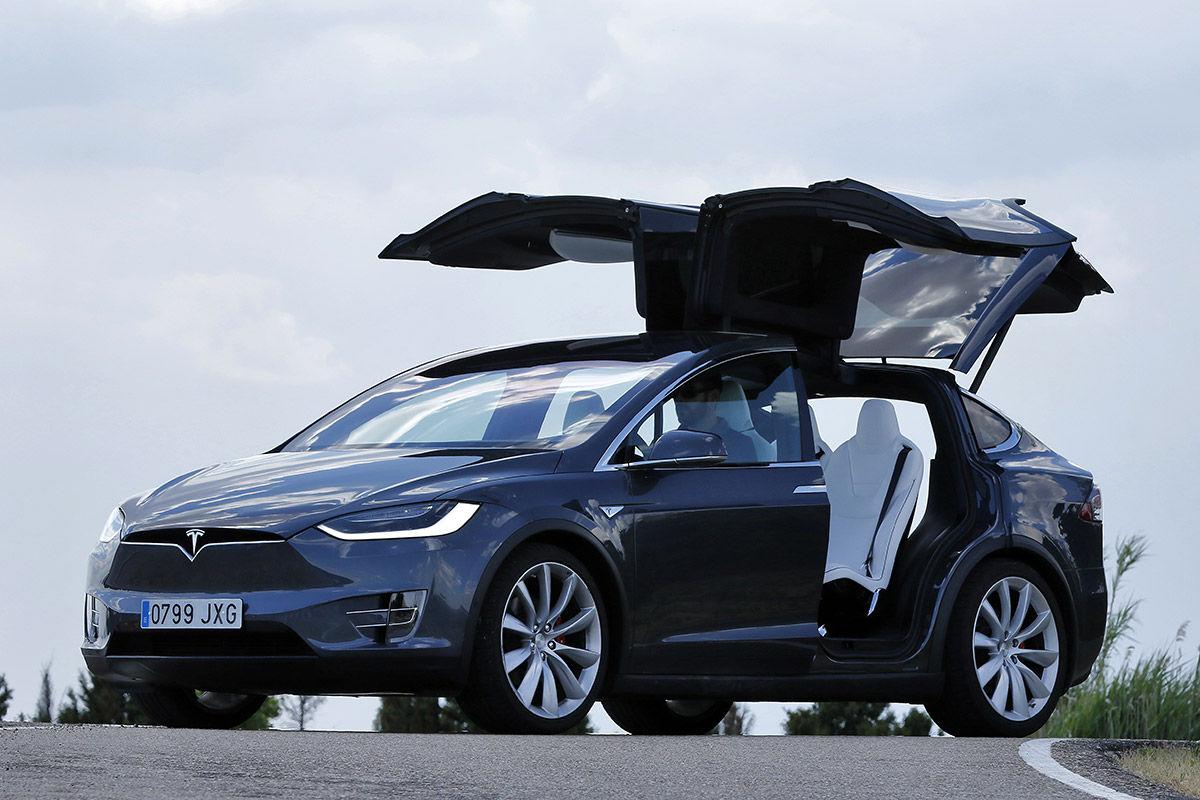 Tesla Model X 2016 Informacin General