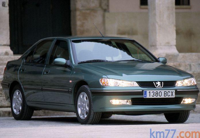 Peugeot 406 Srdt Hdi 110 Van Velde 1999 2003 Precio Y Ficha Tecnica Km77 Com