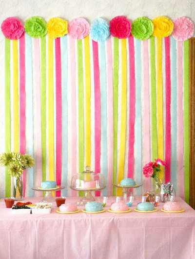 Baby Shower Balloons Decorations Ideas