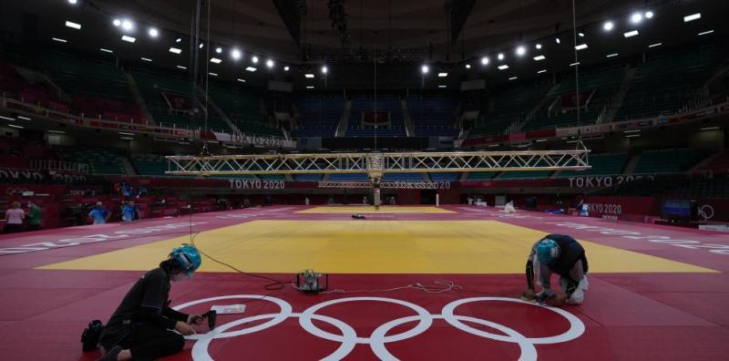 Instalaciones de los Juegos Olímpicos Tokio 2021