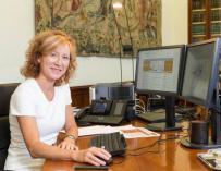 The Deputy Governor of the Bank of Spain, Margarita Delgado