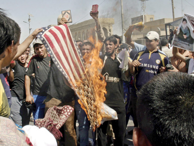 Tropas de EEUU mataron a 681 civiles iraquíes en los controles.