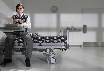 Jared Leto, en Mr. Nobody.