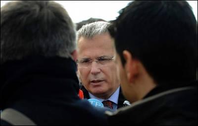 El juez Baltasar Garzón en una imagen de archivo.
