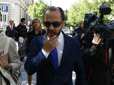 Álvaro Pérez llevaba las riendas de Orange Market.EFE