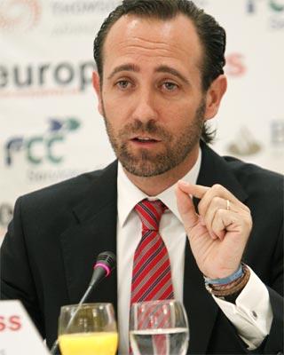 El presidente de Baleares, José Ramón Bauzá, hace unos días. EFE