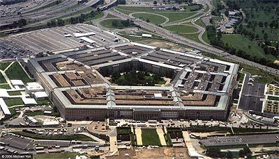 Edificio del Pentágono, en Washington.