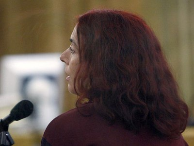 Inés del Río, en un juicio en la Audiencia Nacional/Efe