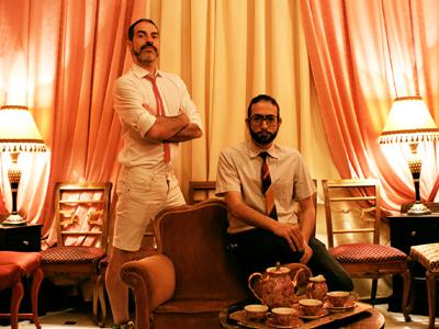 José Martret y Alberto Pura Envidia son los creadores de La Casa de la Portera.
