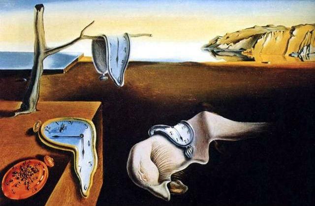 'La persistencia de la memoria', conocido también como 'Los relojes blandos', pintado por Dalí en 1931 es una de las obras expuestas en el Reina Sofía.