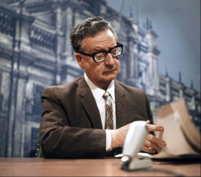 Brasil fue cómplice de EEUU para derrocar a Allende según documentos de inteligencia