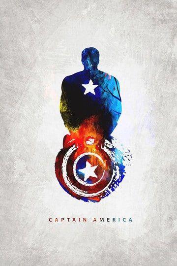 Fondos de Pantalla Capitan America para Celular HD