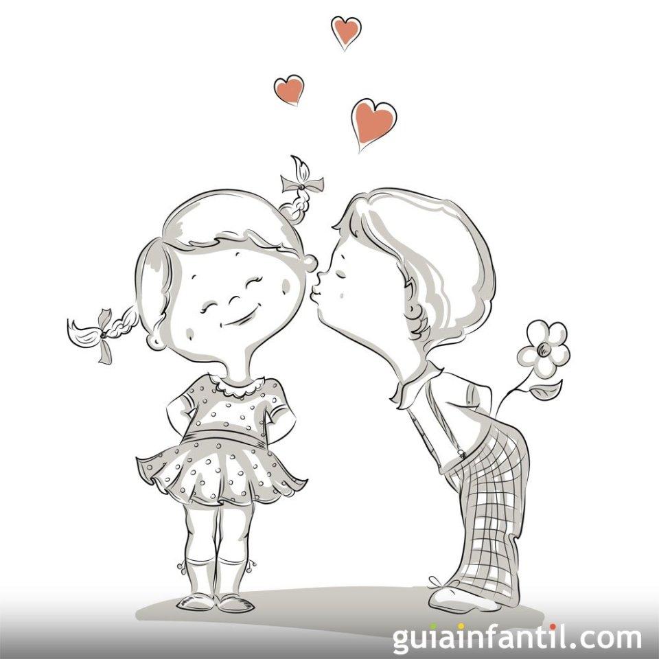 Dibujos Chidos De Amor Imagenes Para Colorear Gratis Imprimir 1