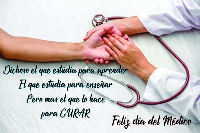 Feliz Día Del Médico, Imágenes Con Frases De Felicitaciones