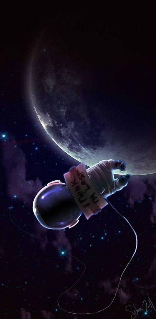 Fondos de Pantalla Astronauta Chidas en HD para Celular