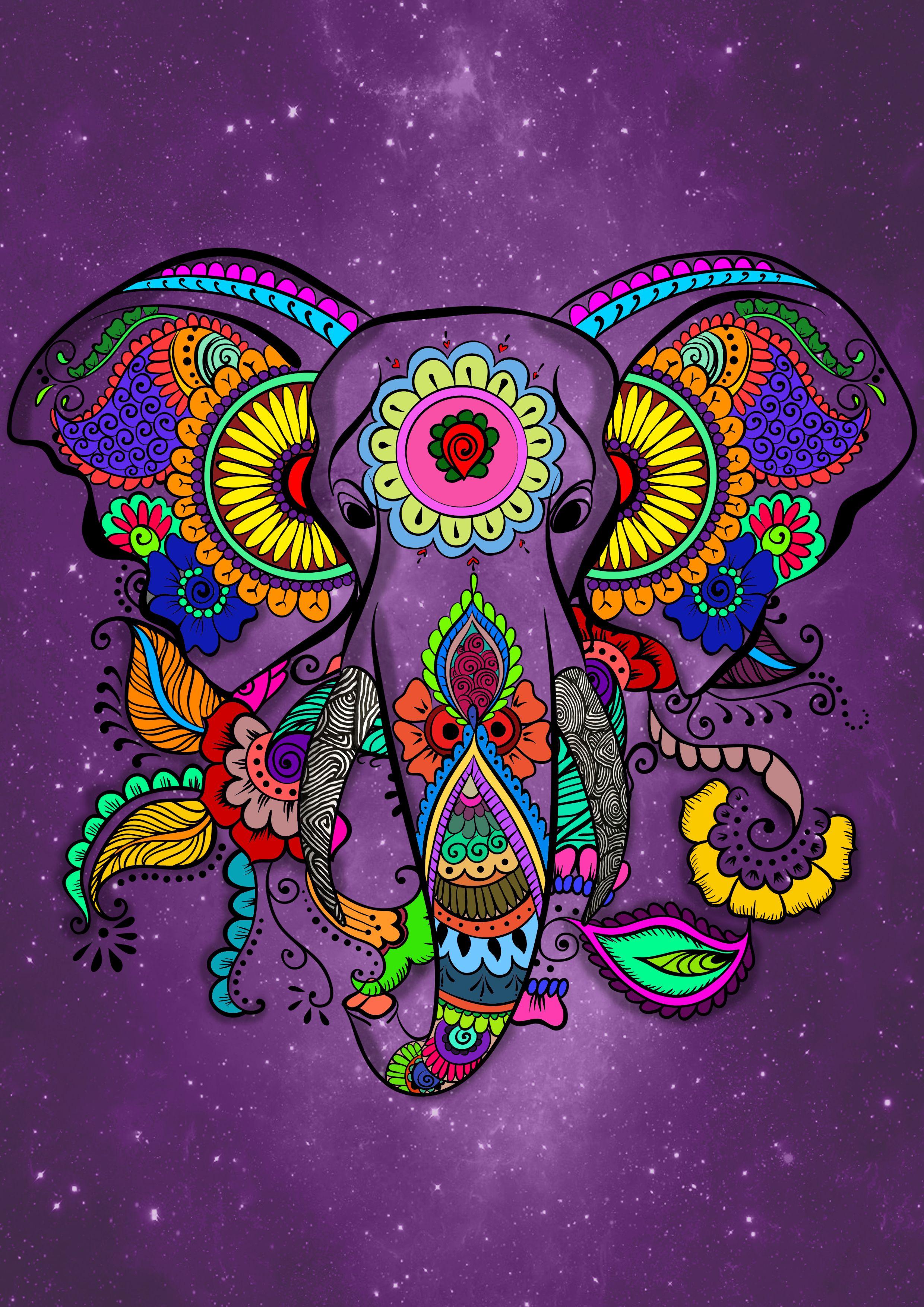 Fondo de pantalla imagenes de elefantes