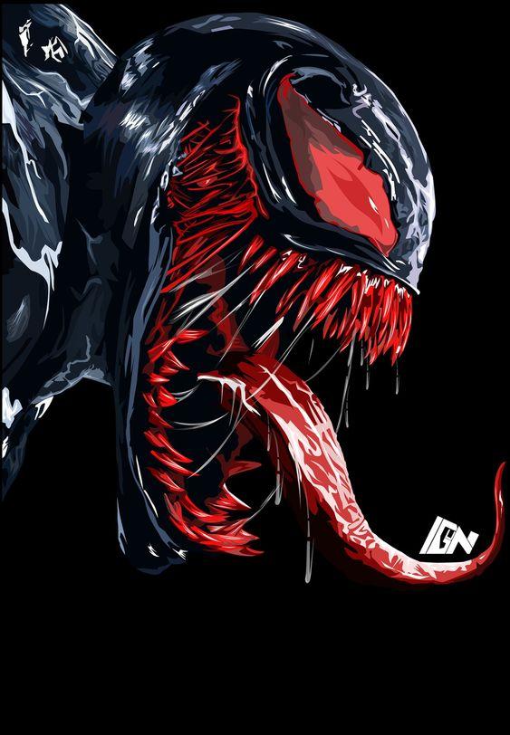 Fondos De Pantalla Venom Para Celular 4k Hd Smartphone