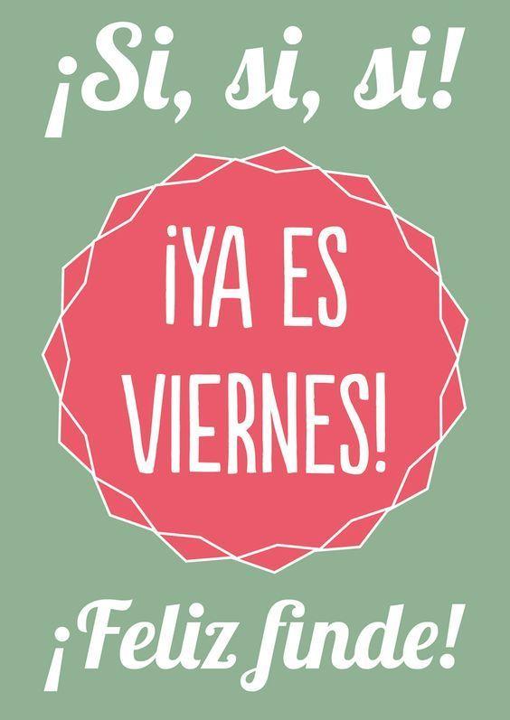 Graciosas Imágenes del Día Viernes con Frases Chistosas