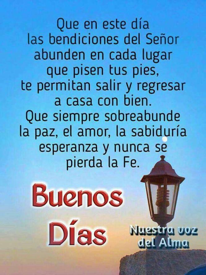 Imágenes Con Reflexionesde Buenos Días Cristianas Cortas