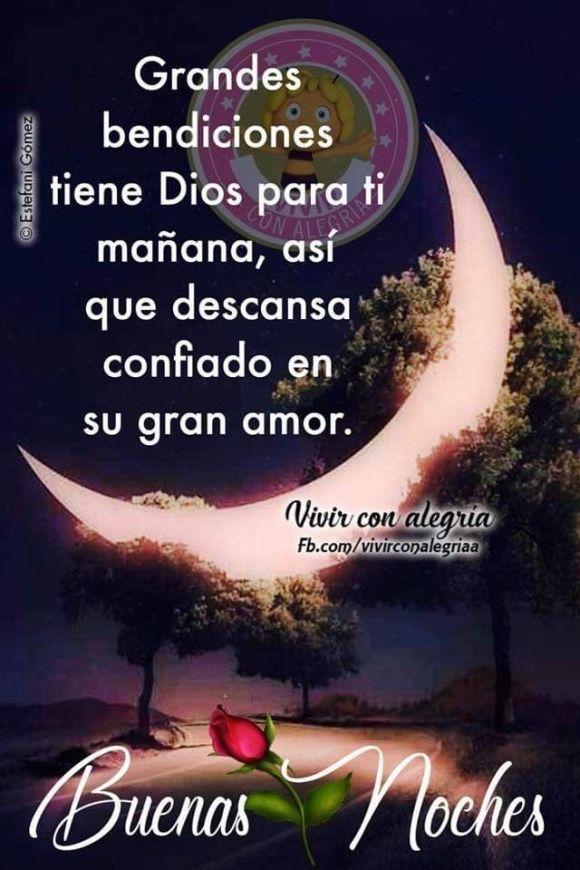 Imágenes de buenas noches cristianas