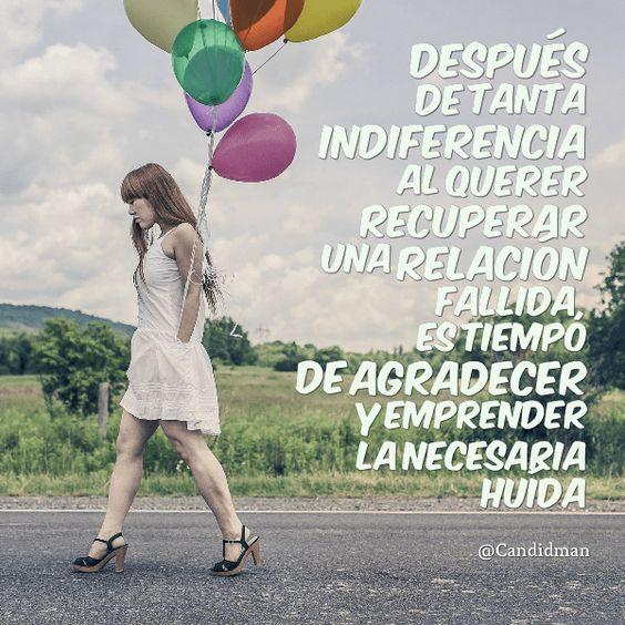 Frases de Indiferencia Hacia una Persona