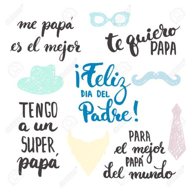 Imágenes con Frases del Dia del Padre Gratis Nuevas