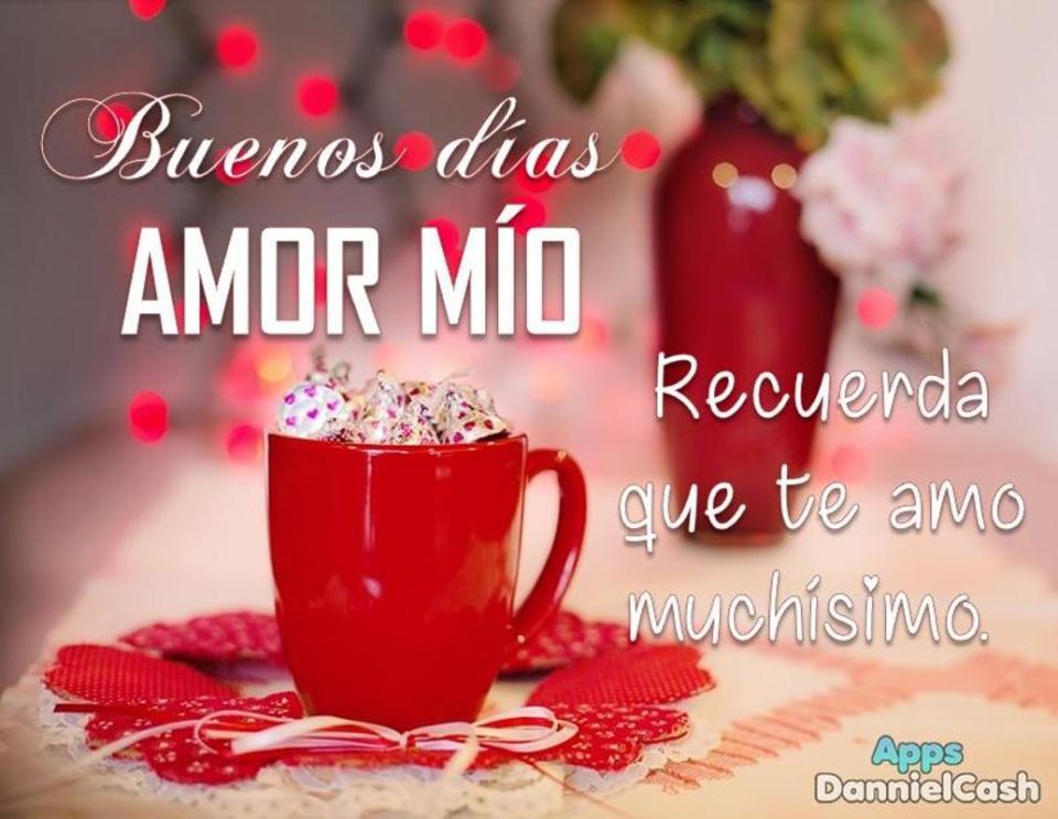 Buenos Dias Mensajes De Amor: Imagenes-lindas-buenos-dias-mensajes-y-frases-de-amor