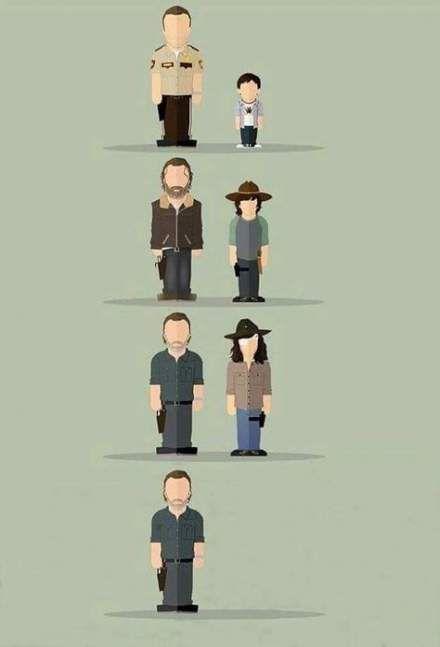 Fondos de Pantalla The Walking Dead HD para Celular