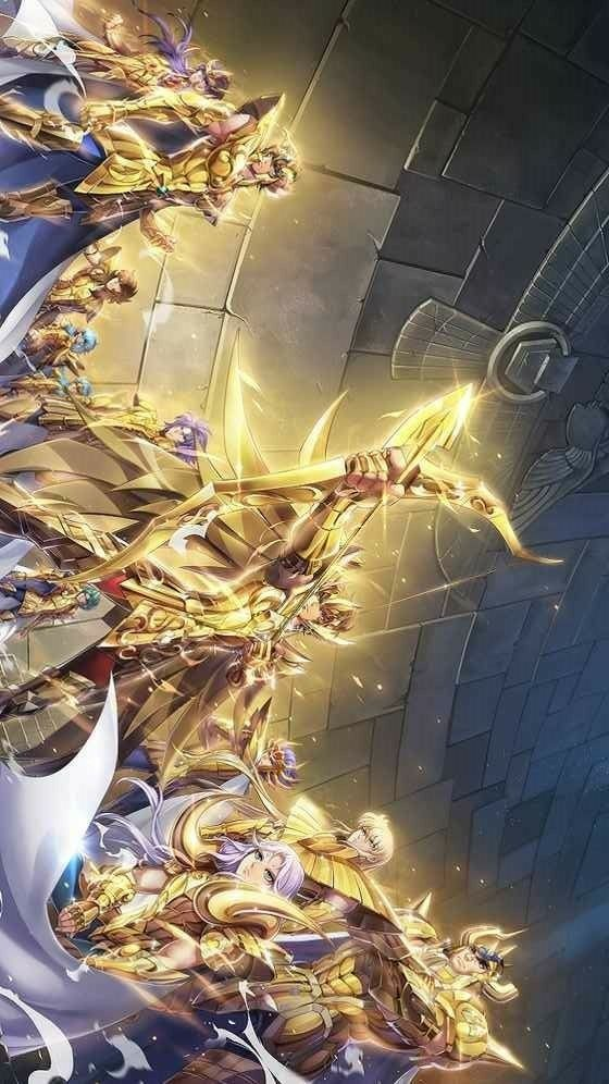 Wallpapers Saint Seiya Caballeros del Zodiaco Fondos 4k
