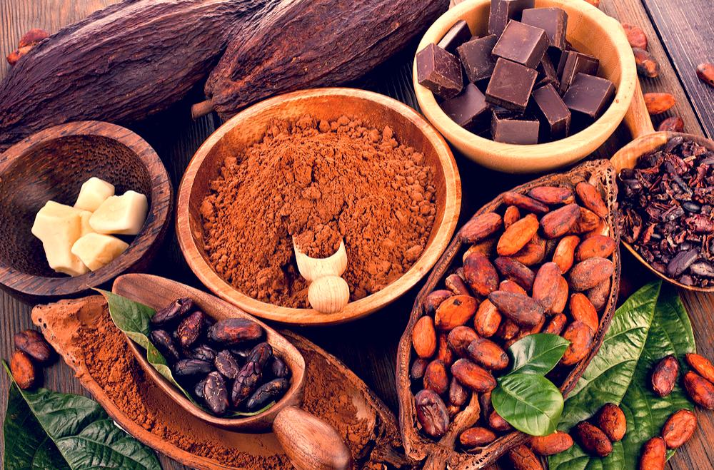 chocolate puro cacao adicción azúcar alimentación saludable qué es cómo se hace semillas granos alimentación vida sana