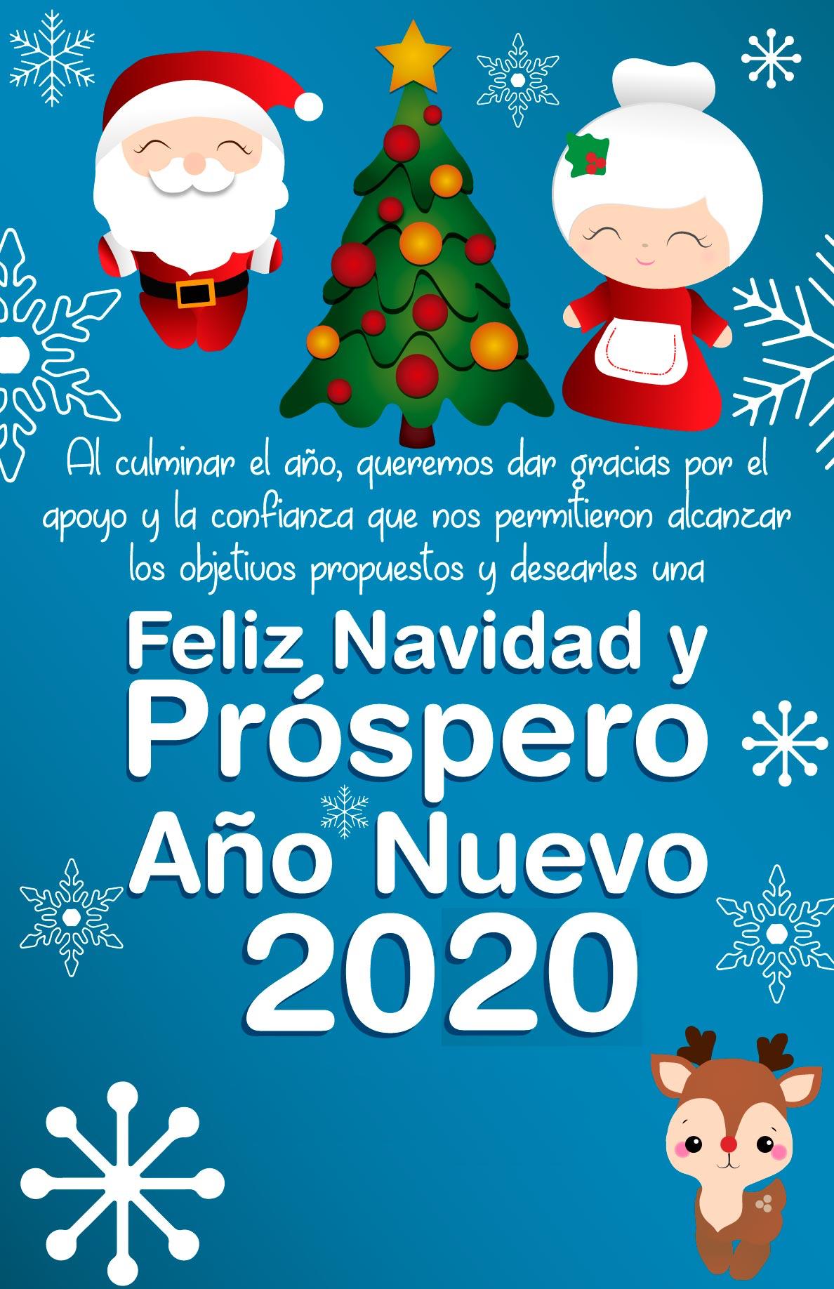 Imágenes Feliz Navidad Con Frases Navideñas