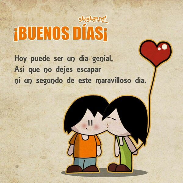 Buenos Días Amor 2021