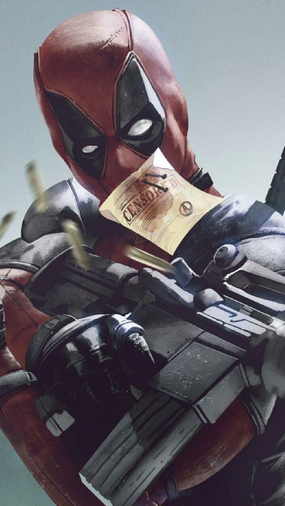 Wallpapers Fondos de Pantalla Deadpool para Celular HD