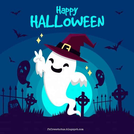 Mensajes Feliz Día de Halloween y Frases Feliz Día de Brujas