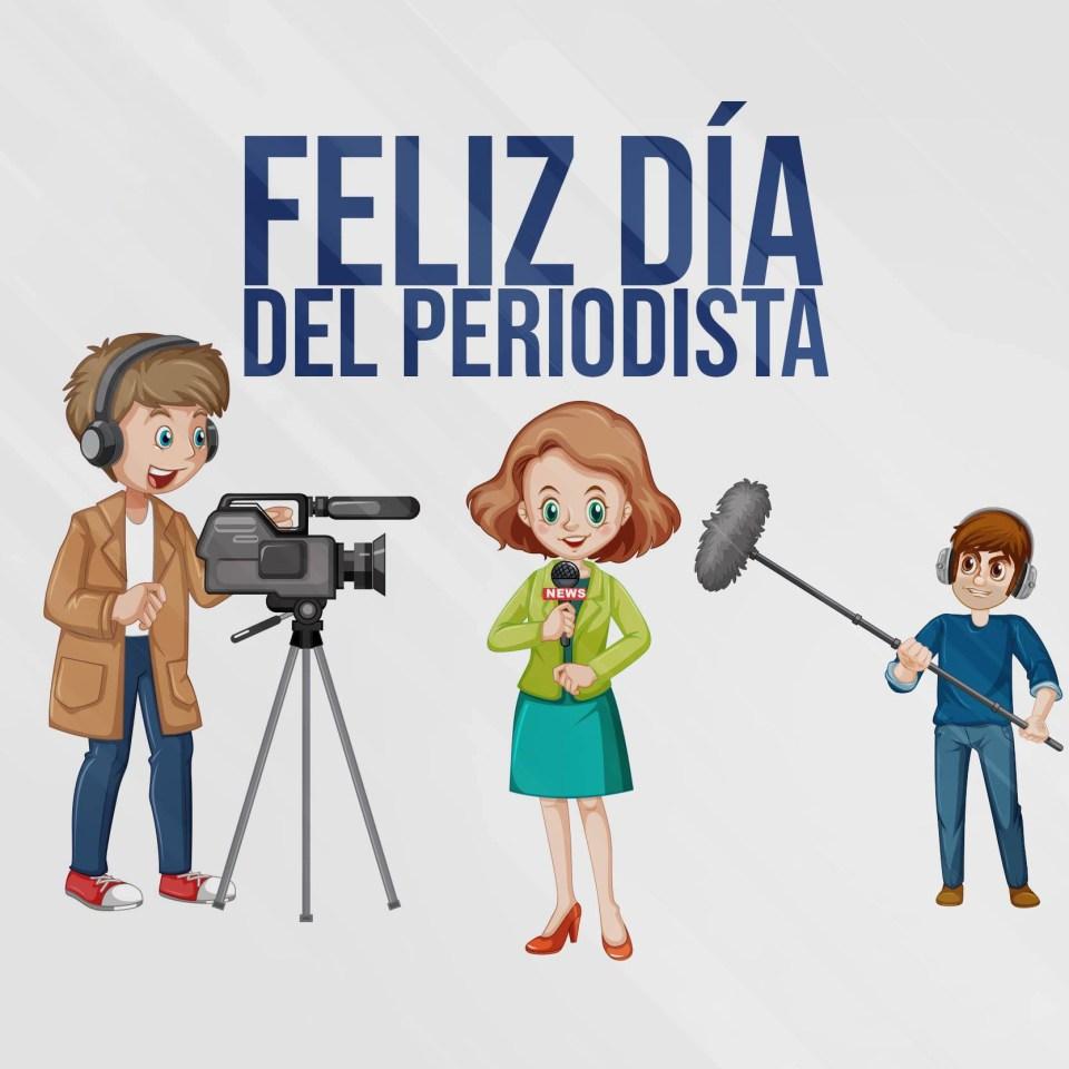Feliz Día Del Periodista y Comunicador Social
