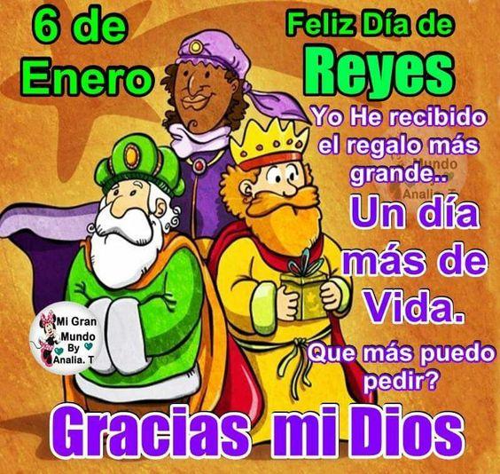 Feliz Día de Reyes Magos