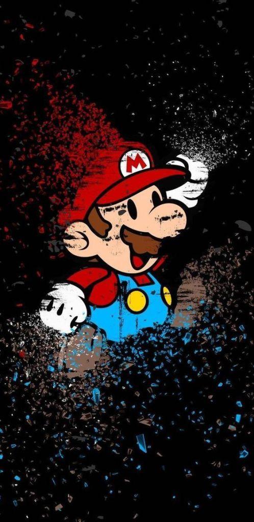 Fondos de Pantalla de Mario Bros 4K