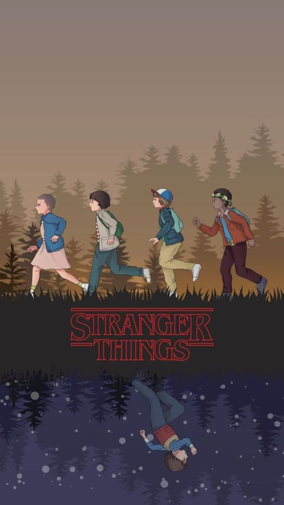 Fondos de Pantalla Stranger Things 3 HD Celular | Tumblr