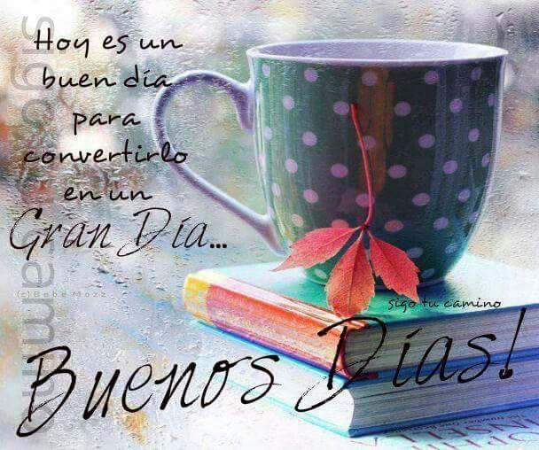 Imágenes de Buenos Días Con Mucho Frío Café y Lluvia