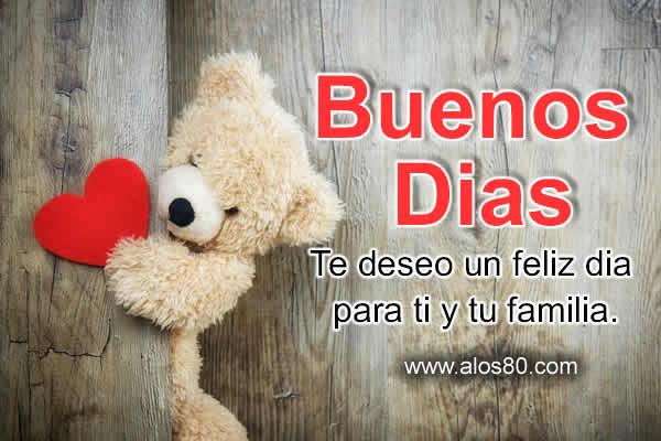 Imágenes Lindas de Buenos Días con Mensajes de Amor