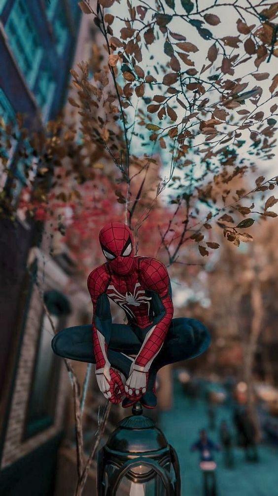 spiderman-fondos-pantalla-celular-4k-hd-pinterest ...