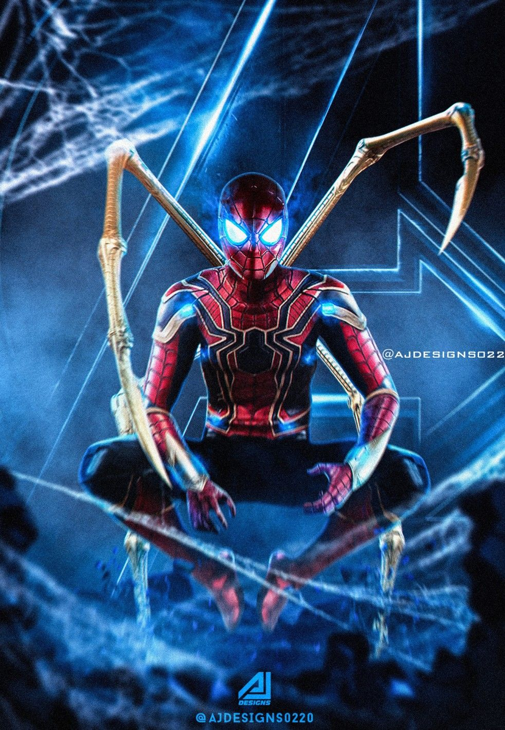 spiderman-fondos-pantalla-marvel-4k-hd-comics-pinterest ...