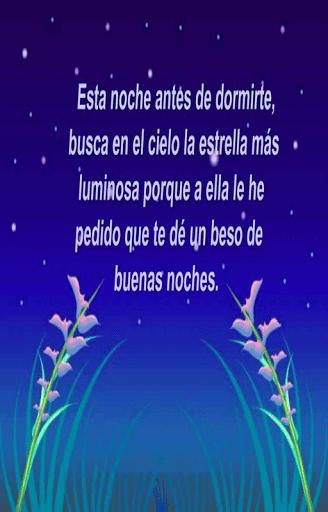 Tarjetas Postales de Buenas Noches Mi Amor Te Amo