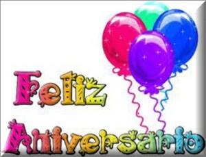 felicitaciones de boda y aniversario globos