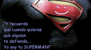 frases para impresionar superman