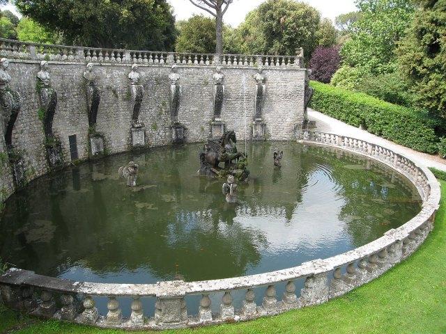 Villa Lante, Italy los mejores jardines