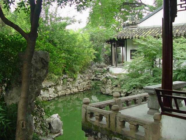 Wang Shi Yuan, China jardines mas hermosos del mundo