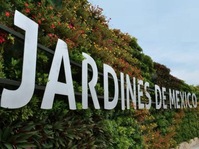 El jardin mas grande del mundo jardines de méxico