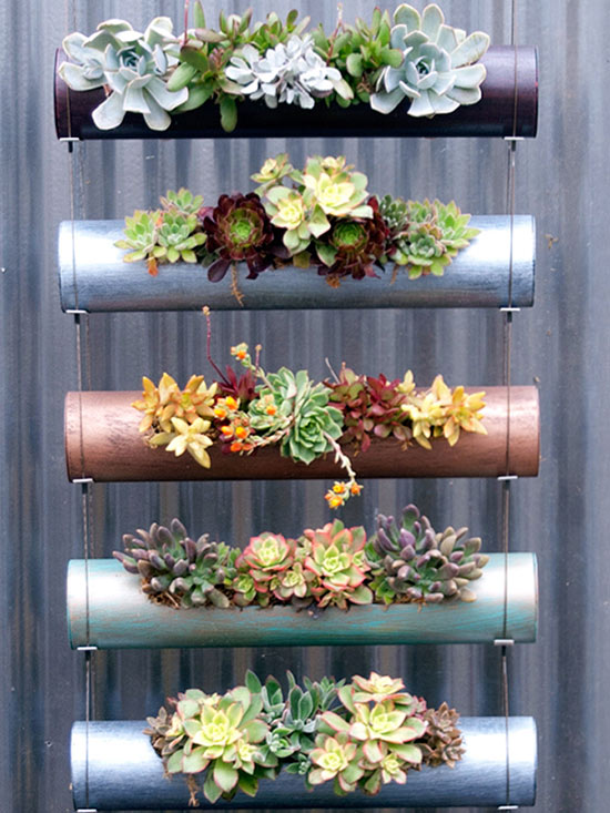 Ideal para montar tu jardin vertical