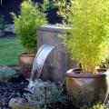 Imagenes de Jardines Pequeños Con Fuentes De Agua